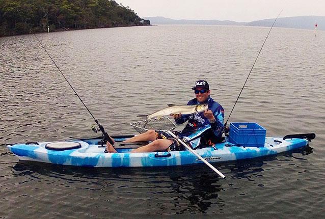 Giant Herring Angler's Dream 3 Fishing Kayak